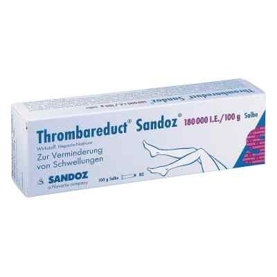 Thrombareduct Sandoz 180000 I.E./100g  bei apotheke.at bestellen
