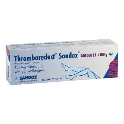 Thrombareduct Sandoz 180000 I.E./100g Gel  bei apotheke.at bestellen