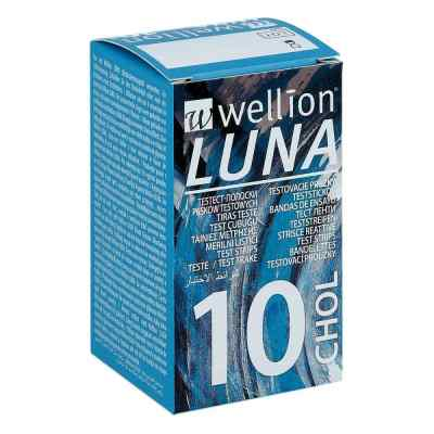 Wellion Luna Cholesterinteststreifen  bei apotheke.at bestellen