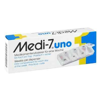 Medi 7 Uno Medikamenten Dosierer für 7 Tage  bei apotheke.at bestellen