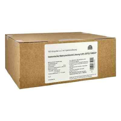 Isotonische Nacl Lösung 0,9% Eifelfango iniecto -lsg.  bei apotheke.at bestellen