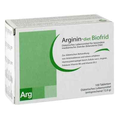 Arginin-diet Biofrid Tabletten  bei apotheke.at bestellen