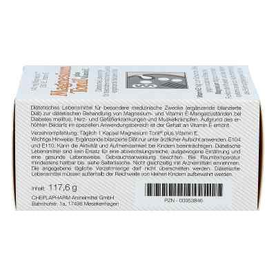 Magnesium Tonil plus Vitamin E Kapseln  bei apotheke.at bestellen