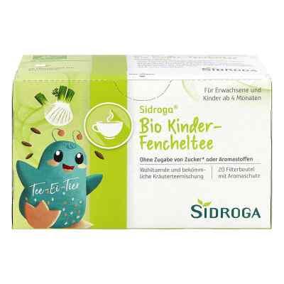 Sidroga Bio Kinder-fencheltee Filterbeutel  bei apotheke.at bestellen