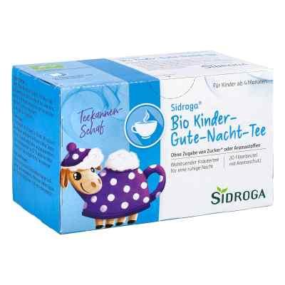 Sidroga Bio Kinder-Gute-Nacht-Tee Filterbeutel  bei apotheke.at bestellen