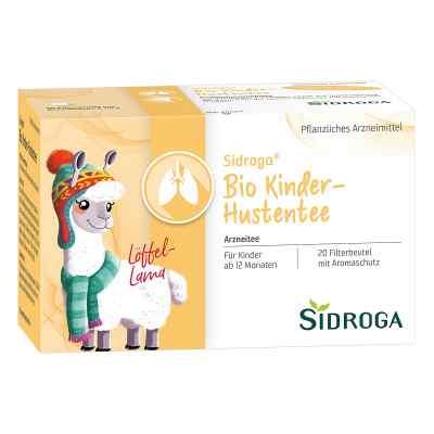SIDROGA Bio Kinder-Hustentee  bei apotheke.at bestellen