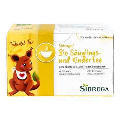 Sidroga Bio Säuglings- und Kindertee Filterbeutel  bei apotheke.at bestellen