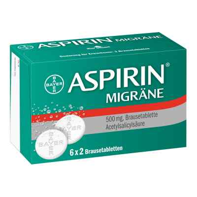 Aspirin Migräne Brausetabletten  bei apotheke.at bestellen