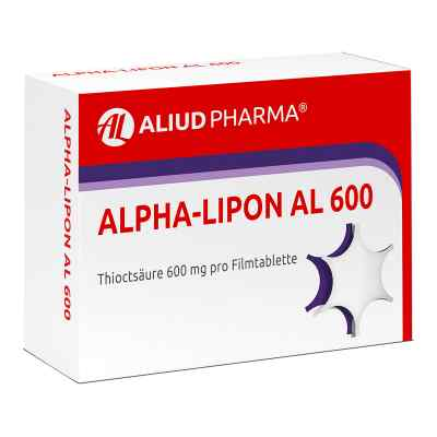 Alpha-Lipon AL 600  bei apotheke.at bestellen