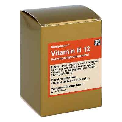 Vitamin B12 Kapseln  bei apotheke.at bestellen