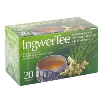 Ingwer Tee Filterbeutel  bei apotheke.at bestellen