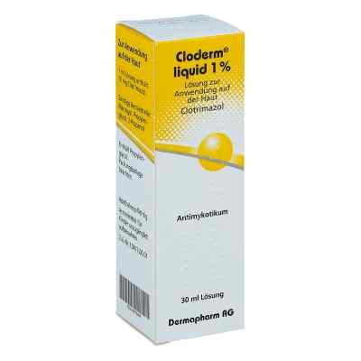 Cloderm liquid 1%  bei apotheke.at bestellen