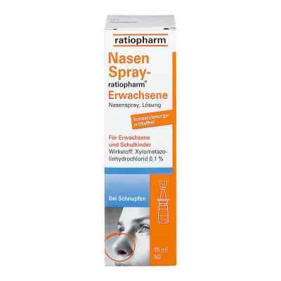 NasenSpray-ratiopharm Erwachsene  bei apotheke.at bestellen