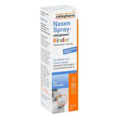 NasenSpray-ratiopharm Kinder  bei apotheke.at bestellen