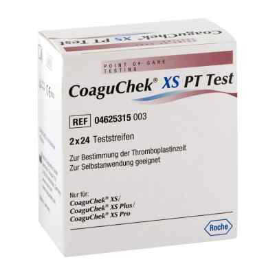 Coaguchek Xs Pt Test  bei apotheke.at bestellen