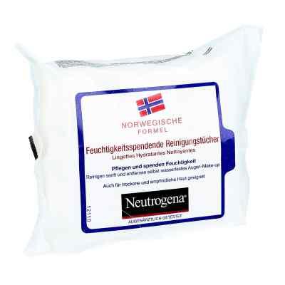 Neutrogena norweg.Formel Reinigungstücher  bei apotheke.at bestellen