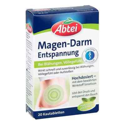 Abtei Magen Darm Entspannungstabletten  bei apotheke.at bestellen