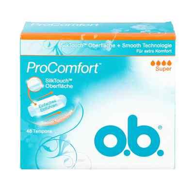 O.b. Tampons Procomfort super  bei apotheke.at bestellen