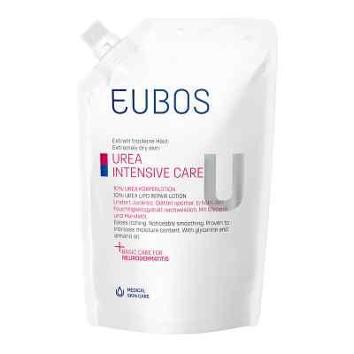 Eubos Trockene Haut Urea 10% Körperlot. Nf.btl.