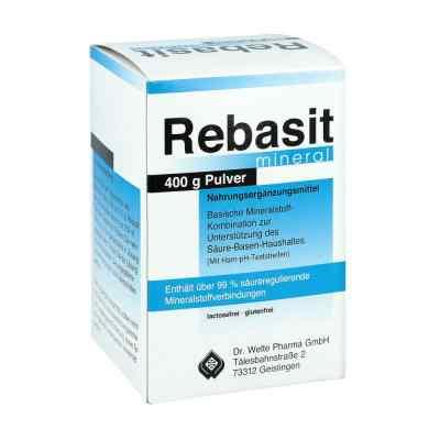 Rebasit Mineral Pulver  bei apotheke.at bestellen