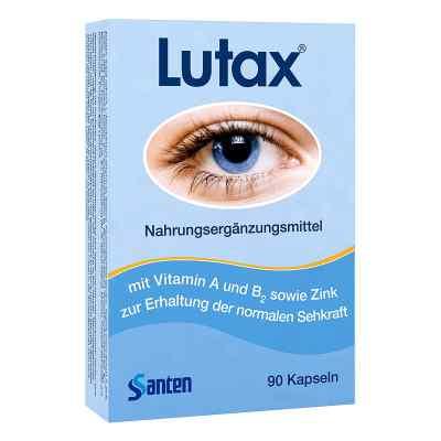 Lutax 10 mg Lutein Kapseln  bei apotheke.at bestellen
