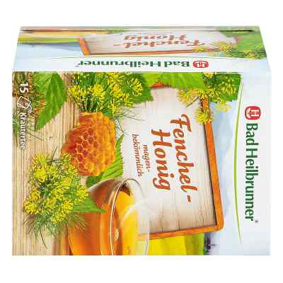 Bad Heilbrunner Tee Fenchel Honig Filterbeutel  bei apotheke.at bestellen