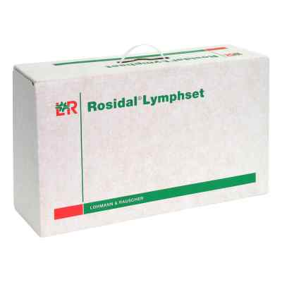 Lymphset 6 Bein gross Schaumstoffbinde  bei apotheke.at bestellen