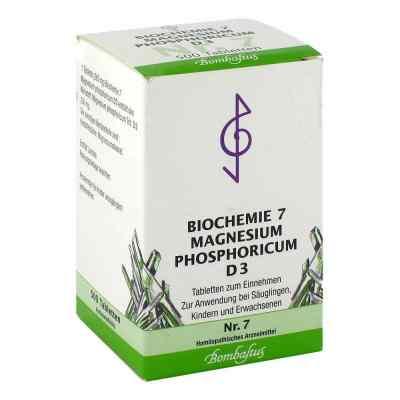 Biochemie 7 Magnesium phosphoricum D3 Tabletten  bei apotheke.at bestellen
