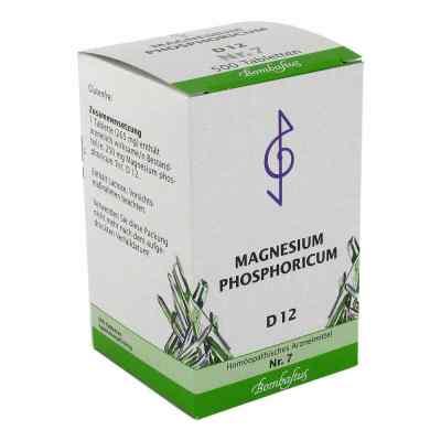Biochemie 7 Magnesium phosphoricum D 12 Tabletten  bei apotheke.at bestellen