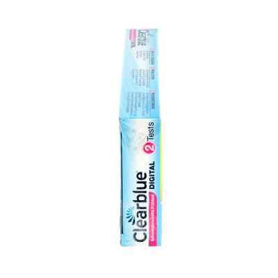 Clearblue Digital mit Wochenbestimmung