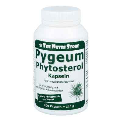 Pygeum Phytosterol vegetarisch Kapseln  bei apotheke.at bestellen