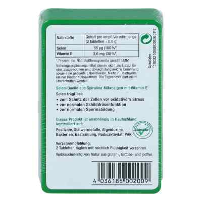 Spiruselen Selen Spirulina Tabletten  bei apotheke.at bestellen