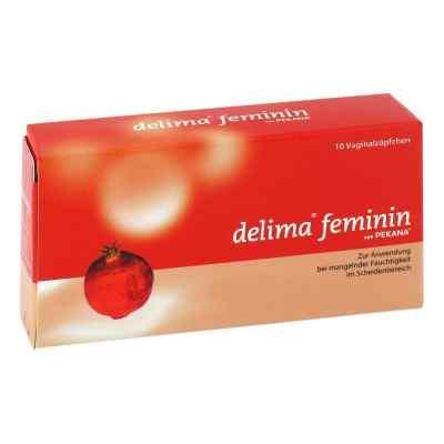 Delima feminin Vaginalovula  bei apotheke.at bestellen