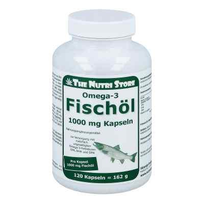 Omega 3 Fischöl 1000 mg Kapseln  bei apotheke.at bestellen