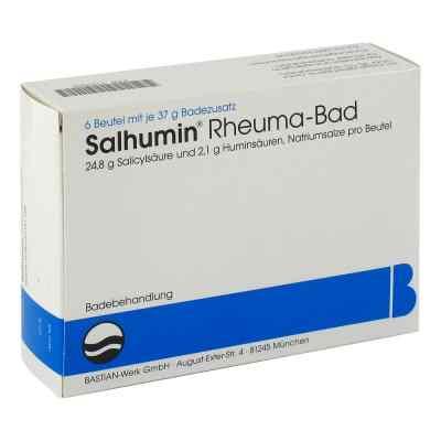 Salhumin Rheuma-Bad  bei apotheke.at bestellen