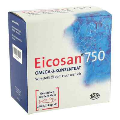 Eicosan 750 Omega-3-Konzentrat  bei apotheke.at bestellen