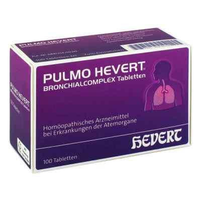Pulmo Hevert Bronchialcomplex Tabletten  bei apotheke.at bestellen