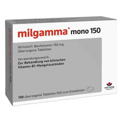 Milgamma mono 150 überzogene Tabletten  bei apotheke.at bestellen