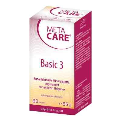 Meta Care Basic 3 Kapseln  bei apotheke.at bestellen