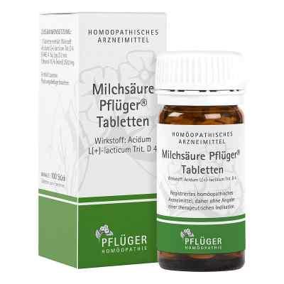Milchsäure Pflüger Tabletten  bei apotheke.at bestellen