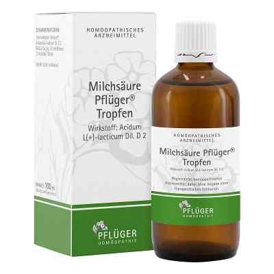 Milchsäure Pflüger Tropfen  bei apotheke.at bestellen