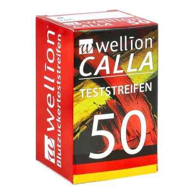 Wellion Calla Blutzuckerteststreifen  bei apotheke.at bestellen