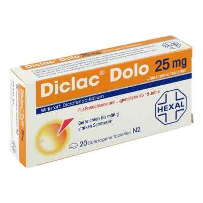 Diclac Dolo 25mg  bei apotheke.at bestellen