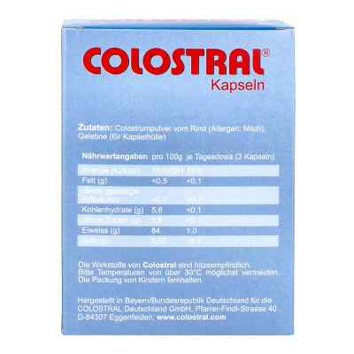 Colostral Kapseln