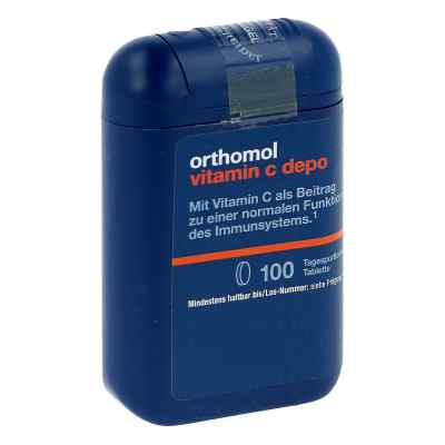 Orthomol Vitamin C Depo Tabletten  bei apotheke.at bestellen