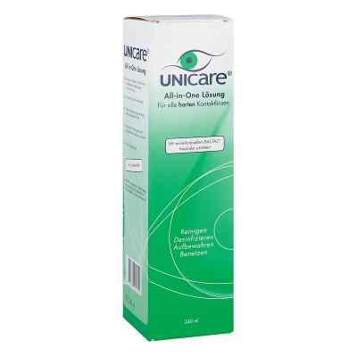 Unicare All in One für harte Linsen Lösung  bei apotheke.at bestellen