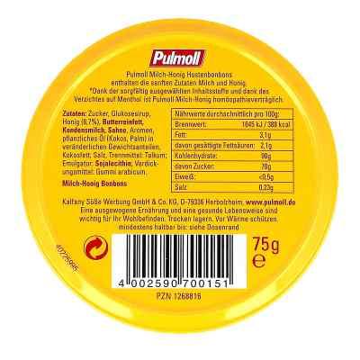 Pulmoll Milch Honig Bonbons  bei apotheke.at bestellen