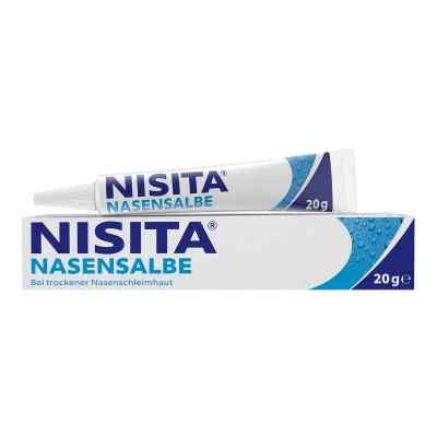 Nisita Nasensalbe  bei apotheke.at bestellen