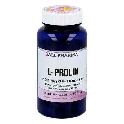 L-prolin 500 mg Kapseln  bei apotheke.at bestellen