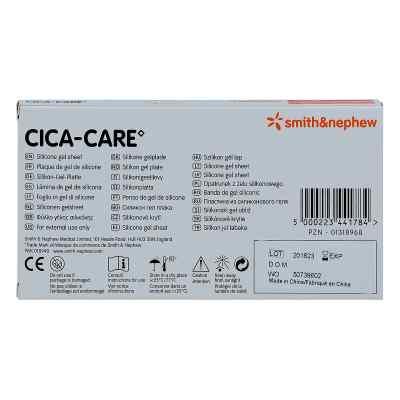 Cica Care 6x12cm dünne Silikongelplat.z.narbenbe.  bei apotheke.at bestellen